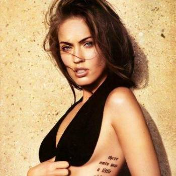 Best Celebrity Tattoos | Female Tattooed Celeb | Daily Girls @ Female Update