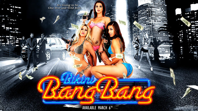 Bikini Bang Bang | Daily Girls @ Female Update