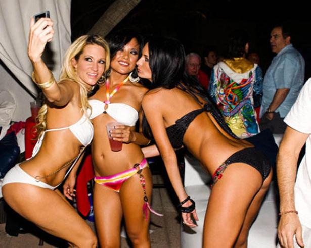 Bikinis Are Slippery When Wet | Bro My God | Daily Girls @ Female Update