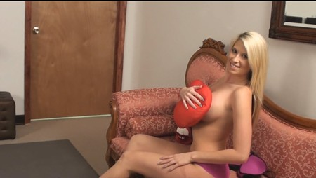 Blonde Holly Poses for WPL Productions | Daily Girls @ Female Update