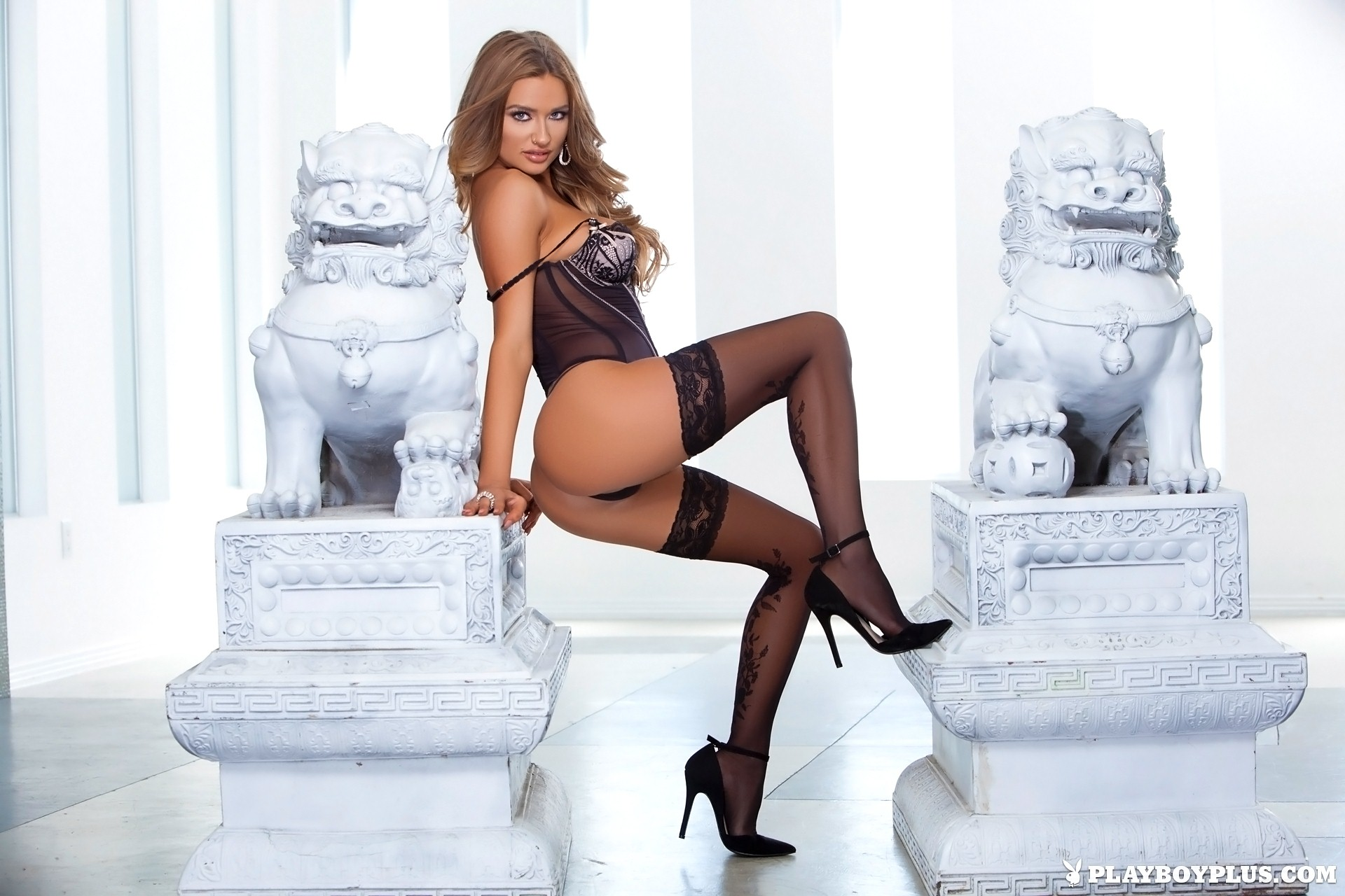 Brittney Shumaker in Sensual Interlude for Playboy | Daily Girls @ Female Update