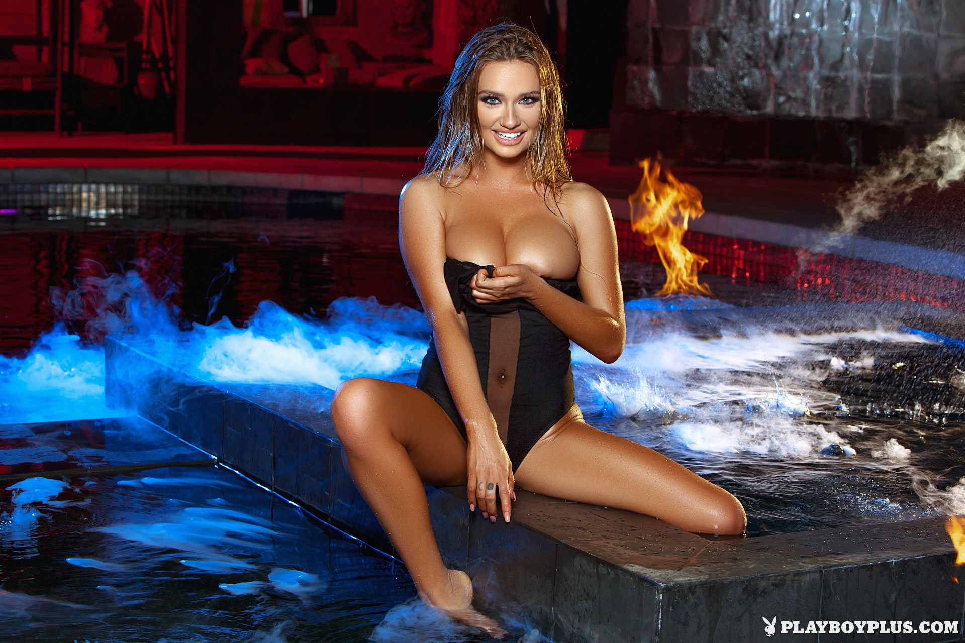 Brittney Shumaker nud in Nightswimming for Playboy | Daily Girls @ Female Update