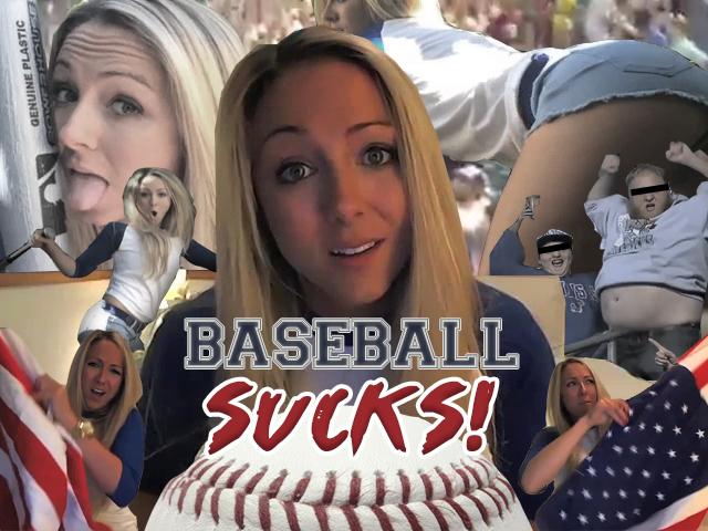 Brooke Marks Thinks Baseball Sucks