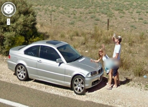 Candid Love & Sex Moments Caught On Google Street | Daily Girls @ Female Update