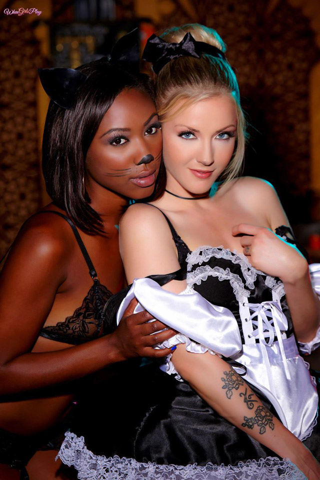 Chanell Heart & Karla Kush | Daily Girls @ Female Update