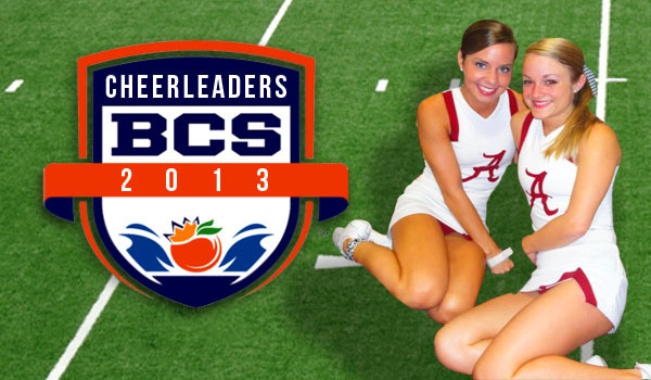 Cheerleaders of the 2013 BCS Bowl Games | Daily Girls @ Female Update