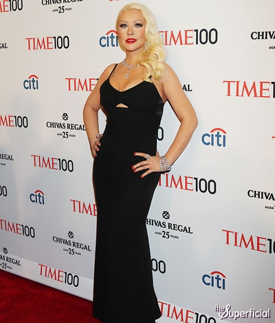 Christina Aguilera Lost Weight