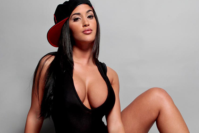 Claudia Sampedro Kicks It Up a Notch, or Ten | Daily Girls @ Female Update
