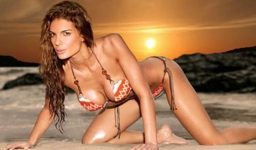 Colombian Model Tatiana De Los Rios