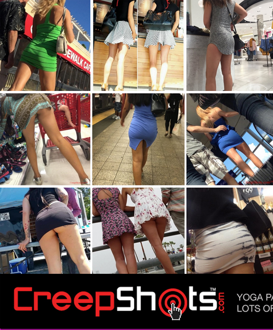 Creep Shots – Official Site For Sexy Candid Pics | Daily Girls @ Female Update