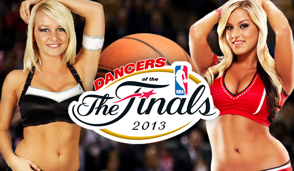 Dancers of the NBA Finals 2013 | Daily Girls @ Female Update