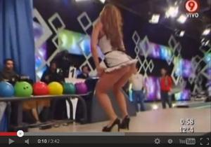 Dancing Upskirt Girls | Daily Girls @ Female Update