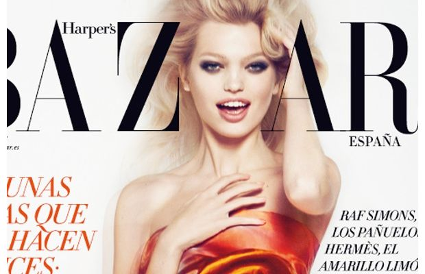 Daphne Groeneveld Looks Exotic for Harper's Baza | Daily Girls @ Female Update
