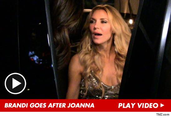 Drunkenly Attacks Joanna Krupa's Vagina