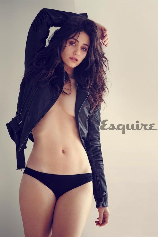Emmy Rossum Was In Esquire Magazine | BabesBible | Daily Girls @ Female Update