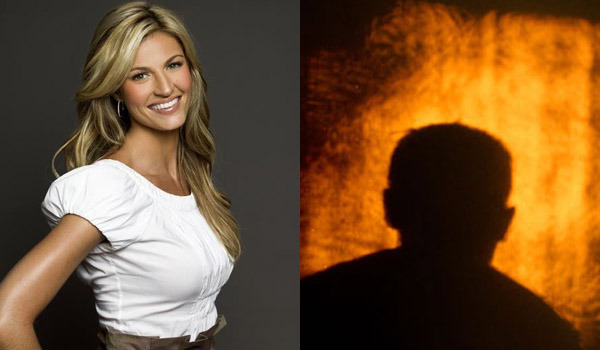 Erin Andrews Gets Into Twitter Feud