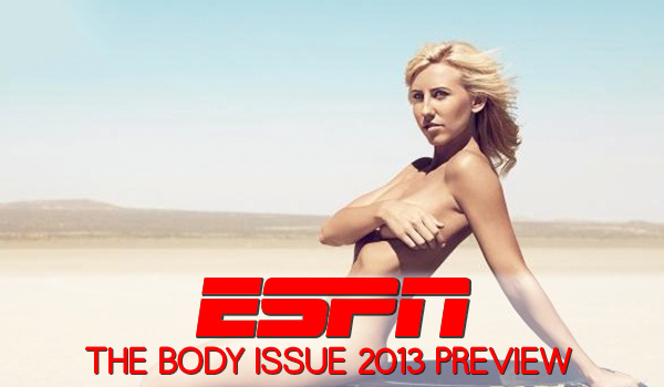 ESPN The Magazine Body Issue Photo Previews | Daily Girls @ Female Update