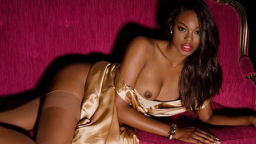 Eugena Washington in All That Glitters for Playboy | Daily Girls @ Female Update