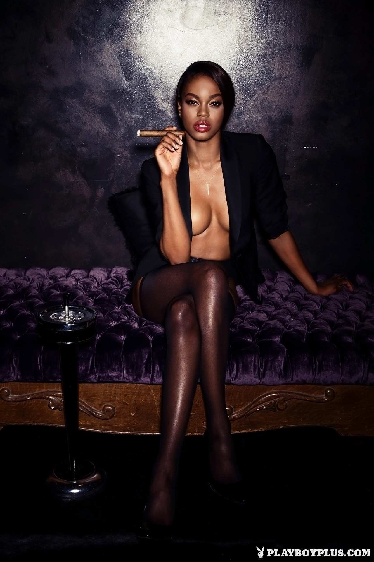 Eugena Washington nude in Oasis for Playboy | Daily Girls @ Female Update