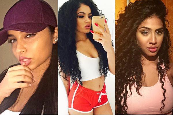 Exotic Self Shot Girls | Daily Girls @ Female Update
