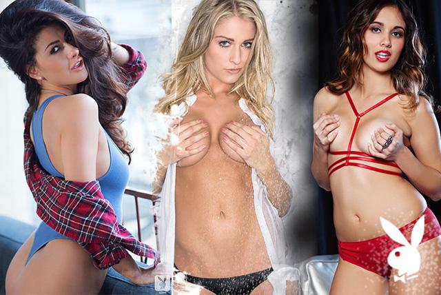 Eye Candy: PlayboyDotCom's Finest | Daily Girls @ Female Update