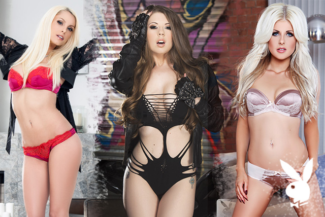 Eye Candy: The Babes of Playboy.com Visit TSJ