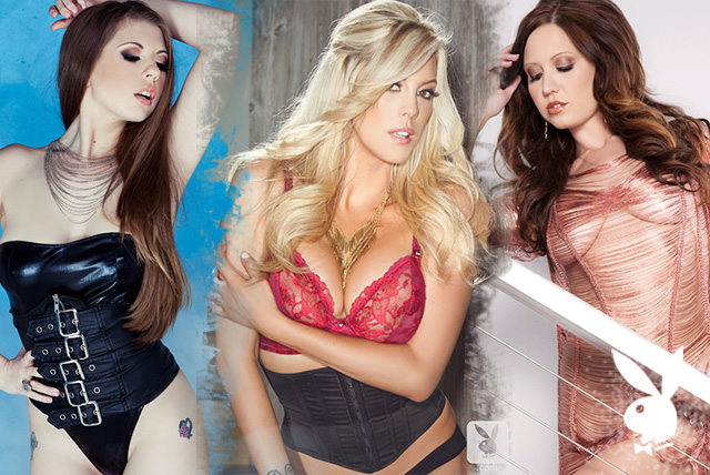 Eye Candy: The Girls of PlayboyDotCom Visit TSJ | Daily Girls @ Female Update