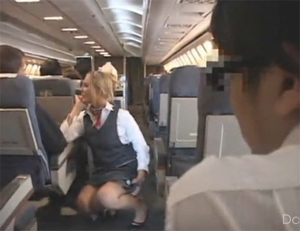 Flight Attendant Upskirt | Daily Girls @ Female Update