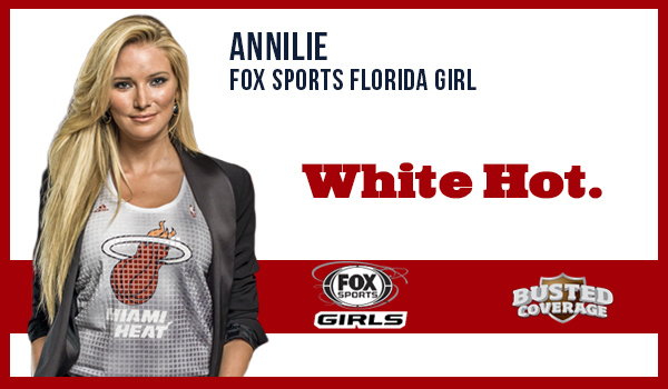 FOX Sports Girl Of The Week: Annilie