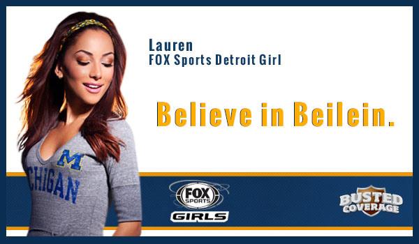 FOX Sports Girl Of The Week: Lauren