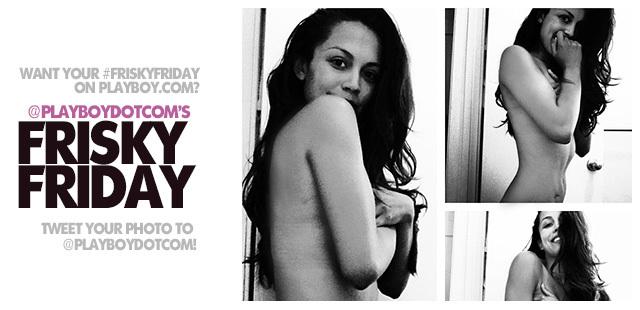 FriskyFriday: May 23rd 2013