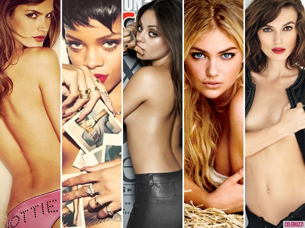 From Kate Upton to Alessandra Ambrosio