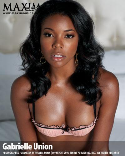 Gabrielle Union | Maxim | Daily Girls @ Female Update