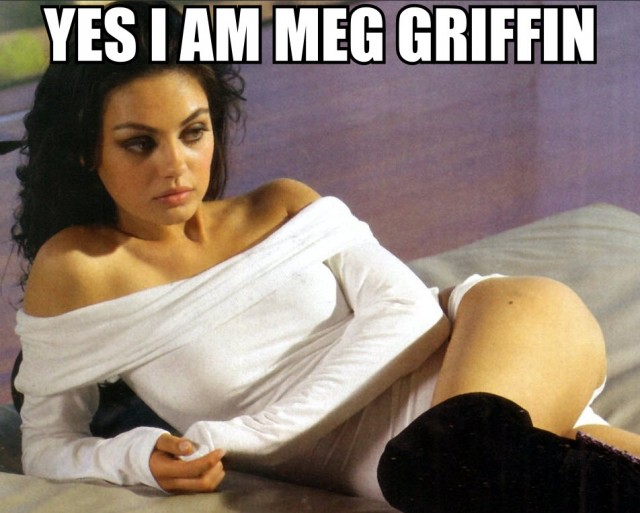 GIFterpiece Theatre: Mila Kunis, sexier than ever | Daily Girls @ Female Update