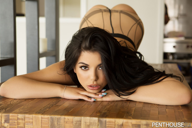 Gina Valentina August Penthouse Pet | Daily Girls @ Female Update
