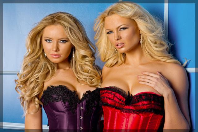 Girl on Girl: The Spicy Lingerie Catalog | Daily Girls @ Female Update