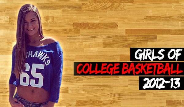 Girls Of College Basketball: Kansas Superfan Ellen