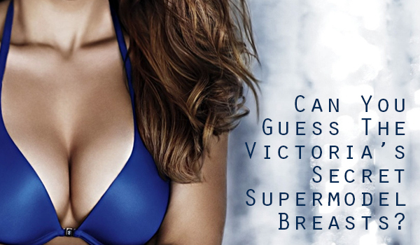 Guess The Victoria's Secret Supermodel Breasts | Daily Girls @ Female Update