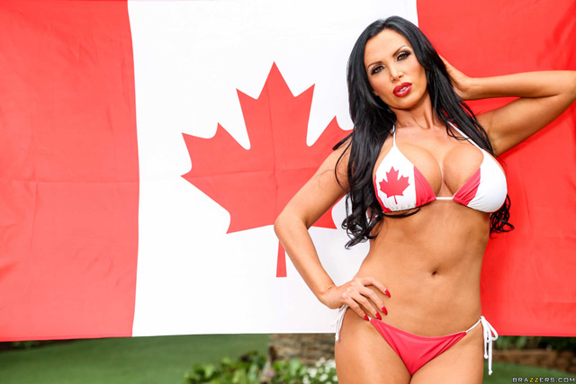 Happy Canada Day! | Daily Girls @ Female Update