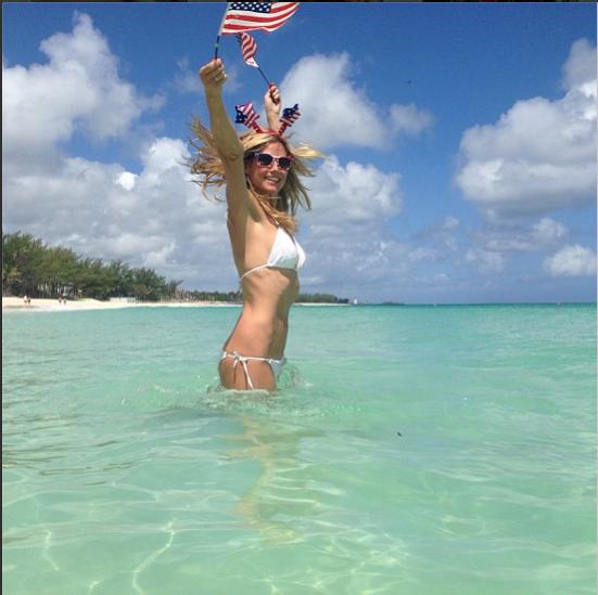 Heidi Klum: My Racy Photographer Is My Mom! | Daily Girls @ Female Update