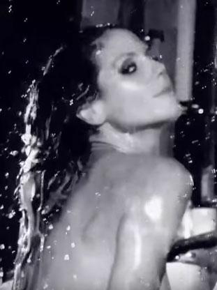 Heidi Klum Naked For Love Advent | Daily Girls @ Female Update