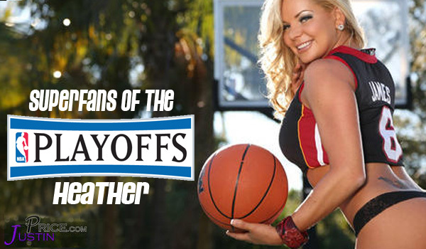 Hottest Superfans Of The NBA Playoffs | Daily Girls @ Female Update
