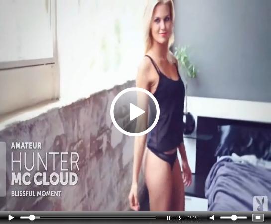 Hunter McCloud – Blissful Moment Playboy Video   Daily Girls @ Female Update