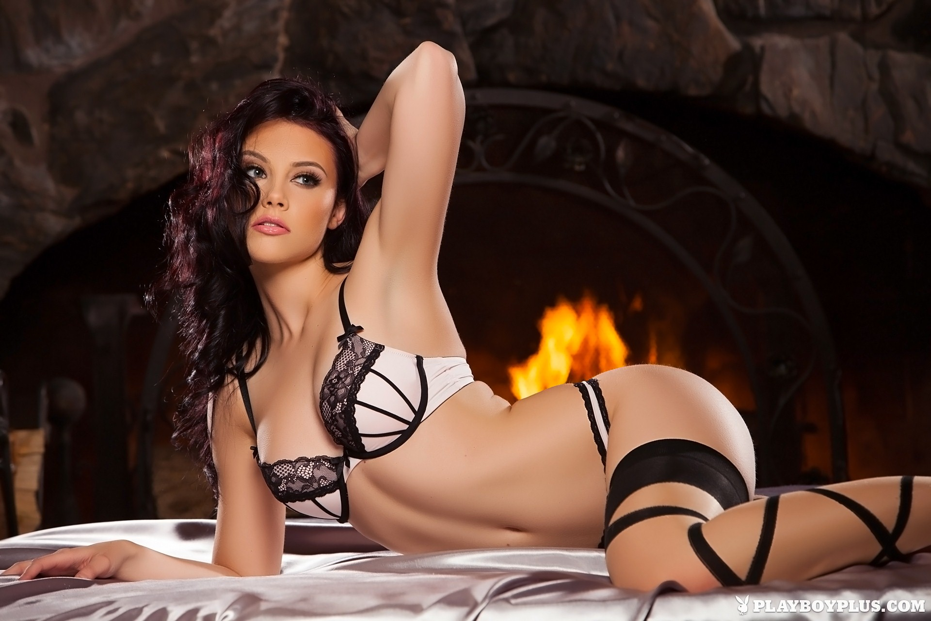 Iana Little nude in Silk Inferno for Playboy | Daily Girls @ Female Update