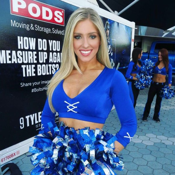 Instagram's Hottest Cheerleaders | Daily Girls @ Female Update