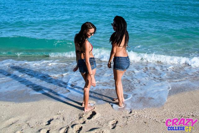 Janice Griffith & Lexy Villa | Daily Girls @ Female Update
