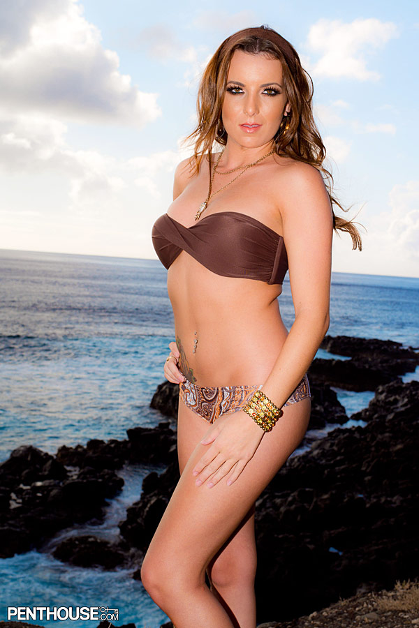 Jenna Rose Penthouse Babe of the Day