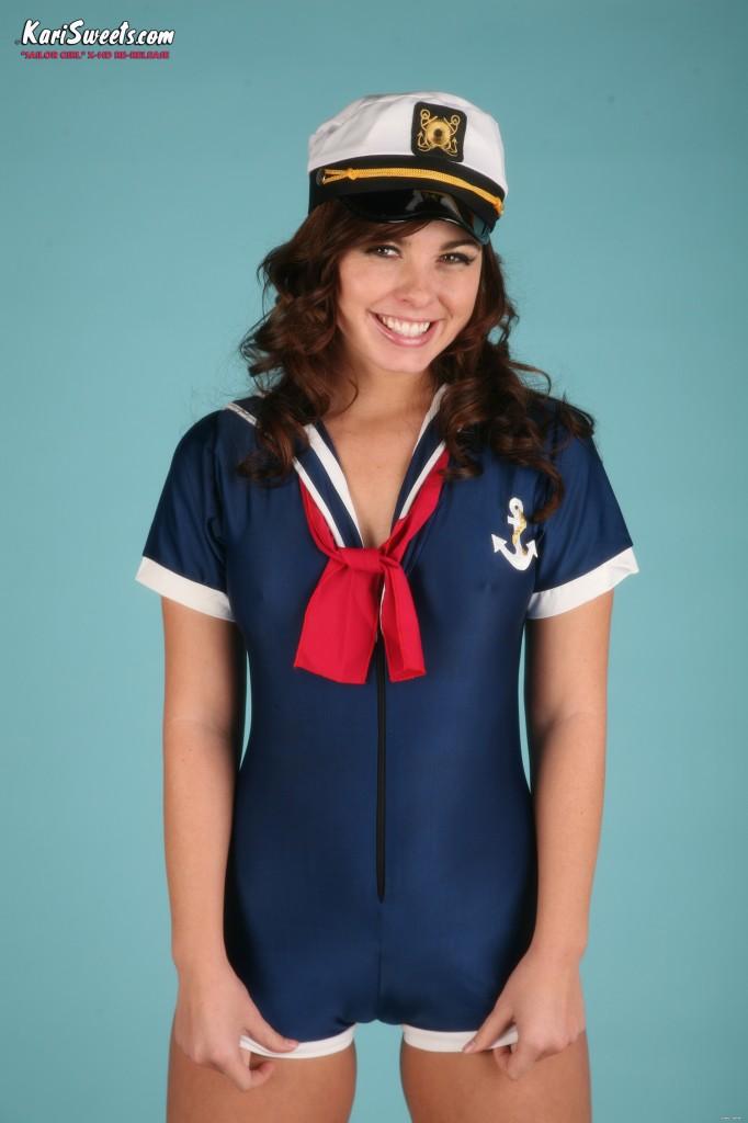 Kari Sweets the Sailor | Daily Girls @ Female Update