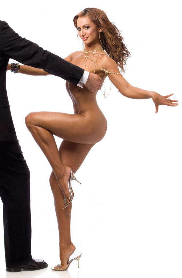 Karina Smirnoff Shows Off Her Dance Body | Daily Girls @ Female Update