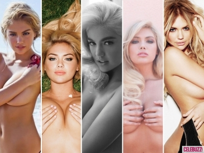 Kate Upton (Almost) In Her Birthday Suit | Daily Girls @ Female Update